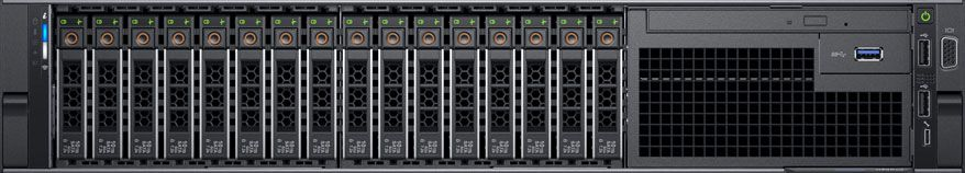 Dell Outlet PowerEdge R740 Rackmount Xeon Silver 4110 CPU